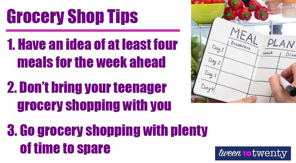 Grocery Shop Tips